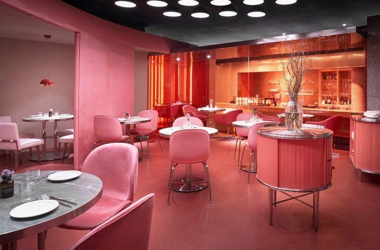 La nostalgia futuristica del ristorante firmato MM Consulate