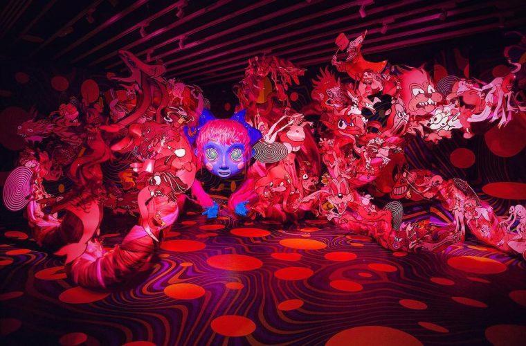 Melissa Medusa, il mondo in 3D realizzato da Gary Card
