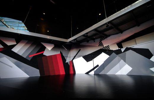 Il MacRo cambia aspetto grazie all'artwork Metamuseo di Greg Jager