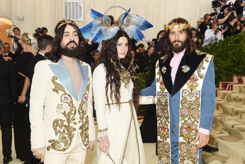 For the Met Gala 2019, the keyword is kitsch and Gucci is the godfather