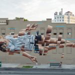 Scene in movimento, la street art di James Bullough | Collater.al 1