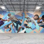 Scene in movimento, la street art di James Bullough | Collater.al 11