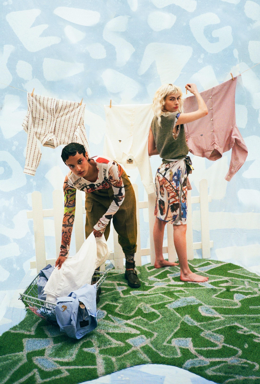 Sei artisti interpreteranno la collezione AW18 di Vivienne Westwood | Collater.al
