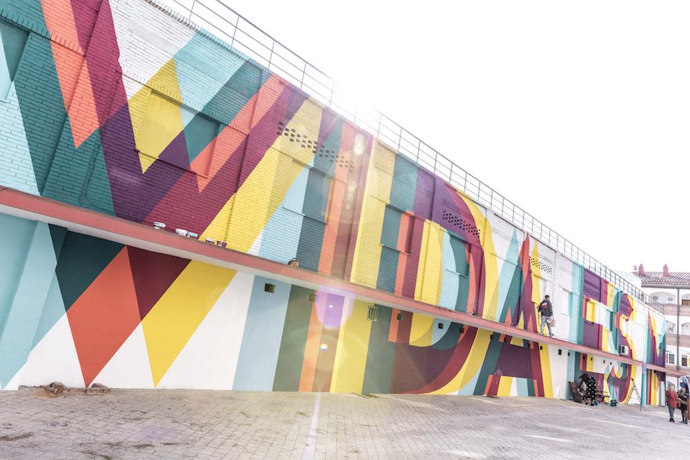 Swatch Cities Madrid fra arte, collaborazioni e giovani talenti | Collater.al 2
