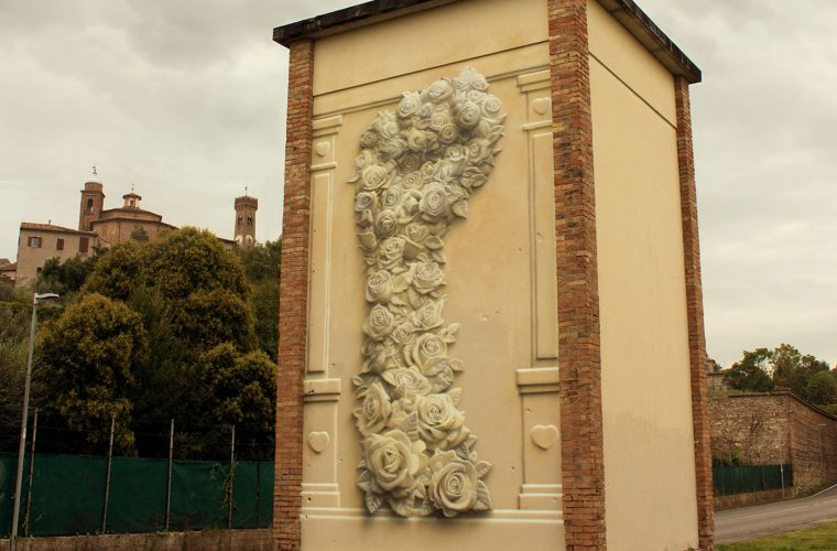 Tower to the People, Eron's new work in Santarcangelo