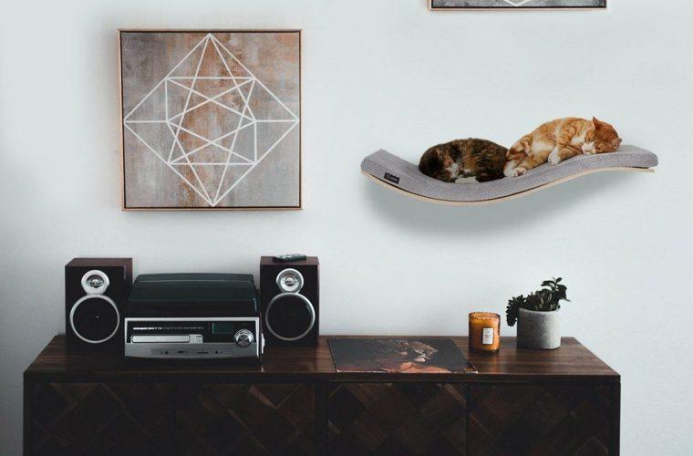 Grazie a Tuft + Paw la vita del vostro gatto sarà migliore della vostra
