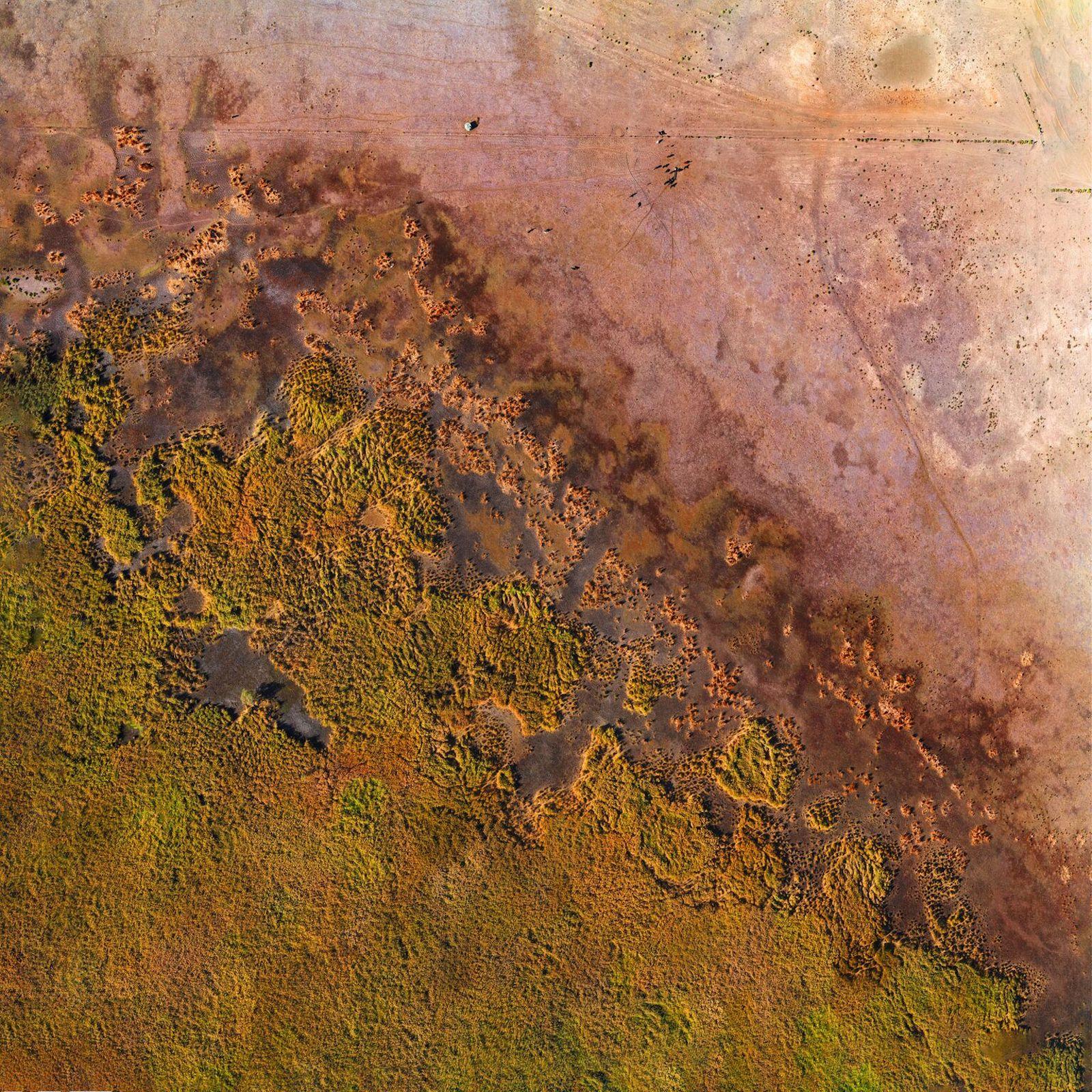Watermarks, il progetto fotografico sulla siccità di Paul Harmon   Collater.al