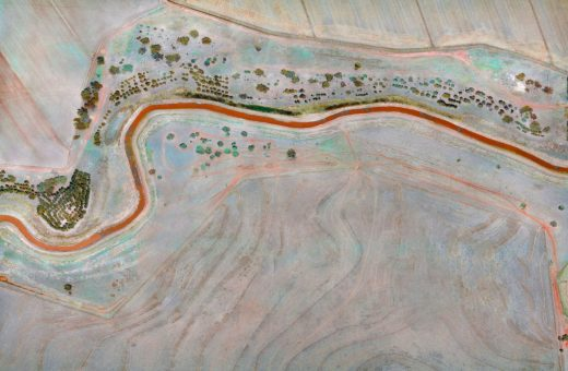 Watermarks, a photography project about drought by Paul Harmon