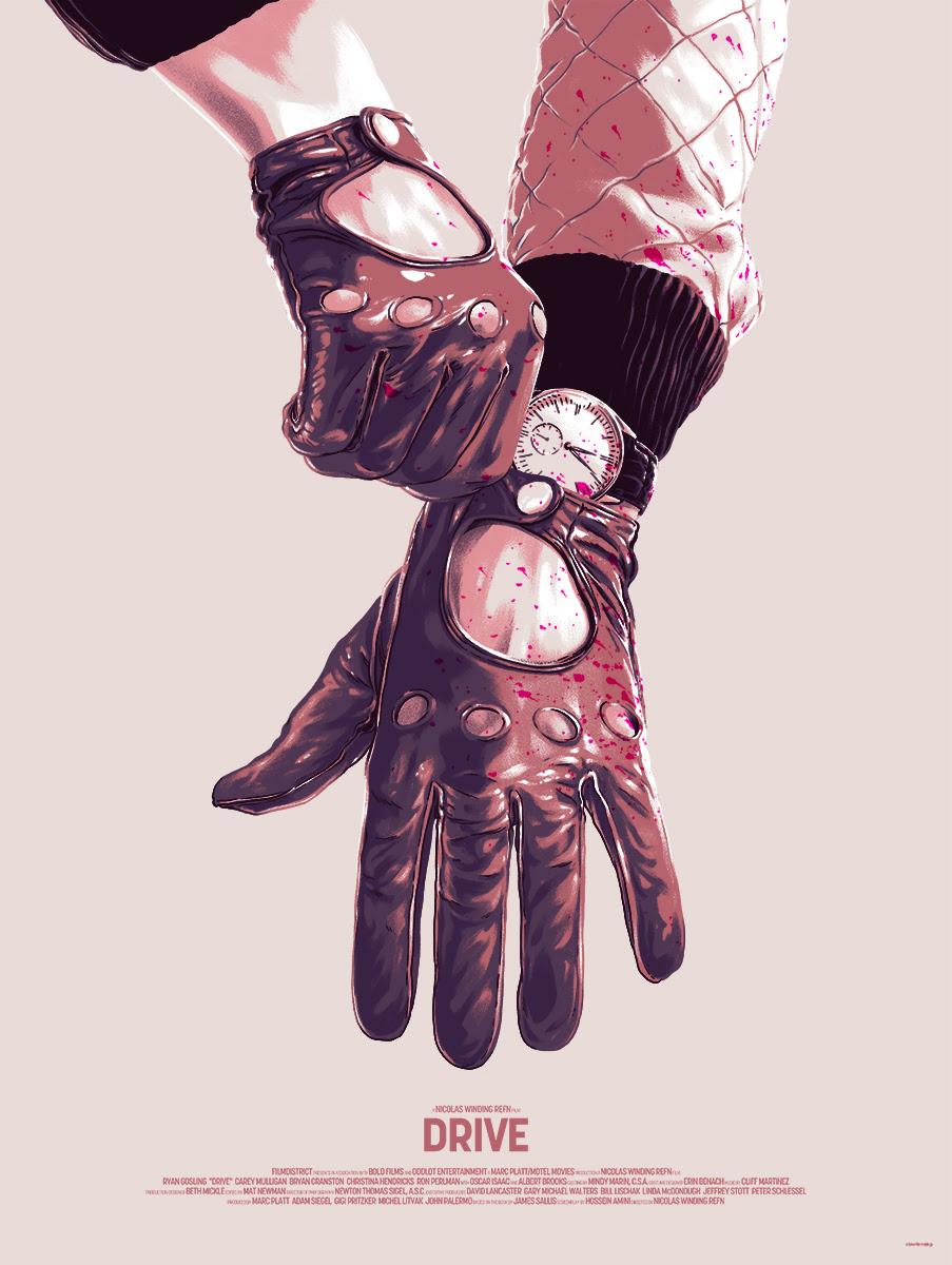 Masters of Poster Design: le illustrazioni di Matthew Woodson | Collater.al