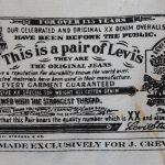 levis 9 Quelli che il denim…Levi's storia di un mito
