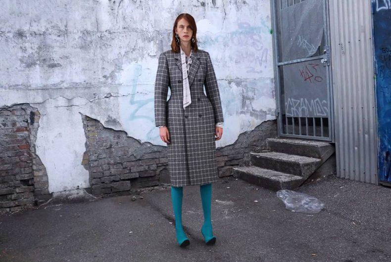 Balenciaga fa uso di CGI nella sua ultima Instagram Campaign