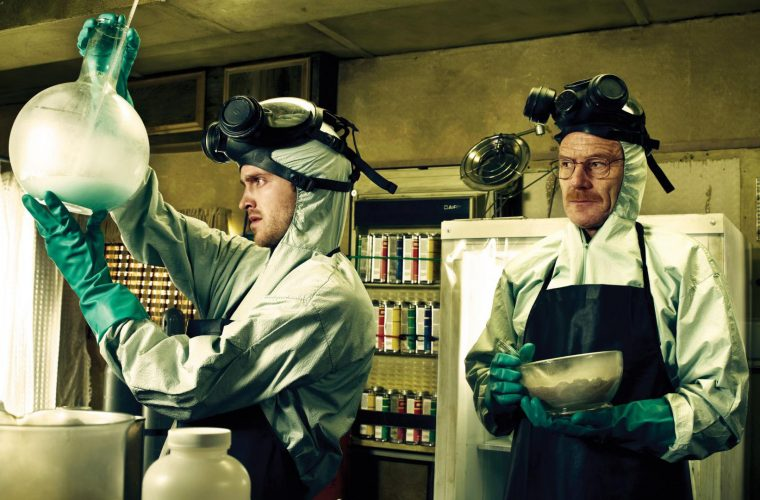 Vince Gilligan sta lavorando a un film di Breaking Bad