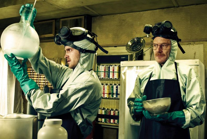 The Breaking Bad film signed by Vince Gilligan is in production