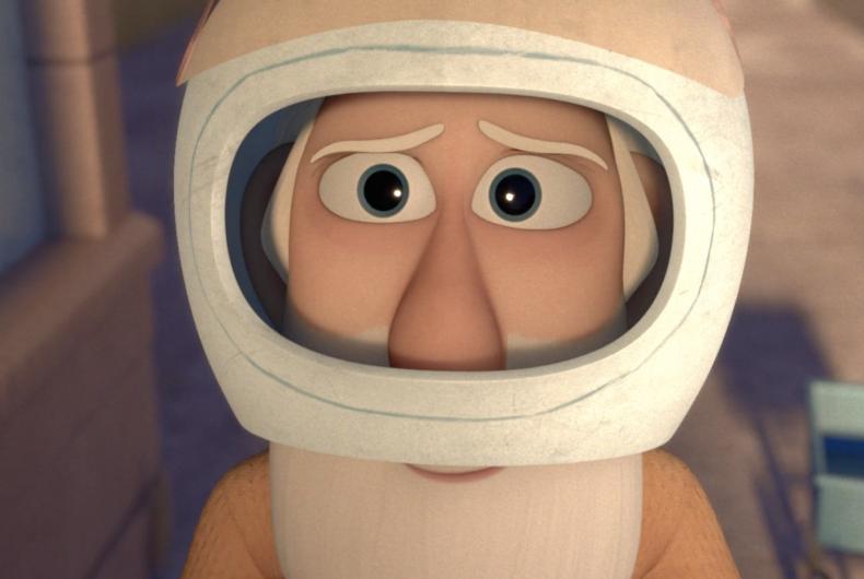 Short video for Breakfast – Coin Operated, per diventare astronauta serve tempo e denaro
