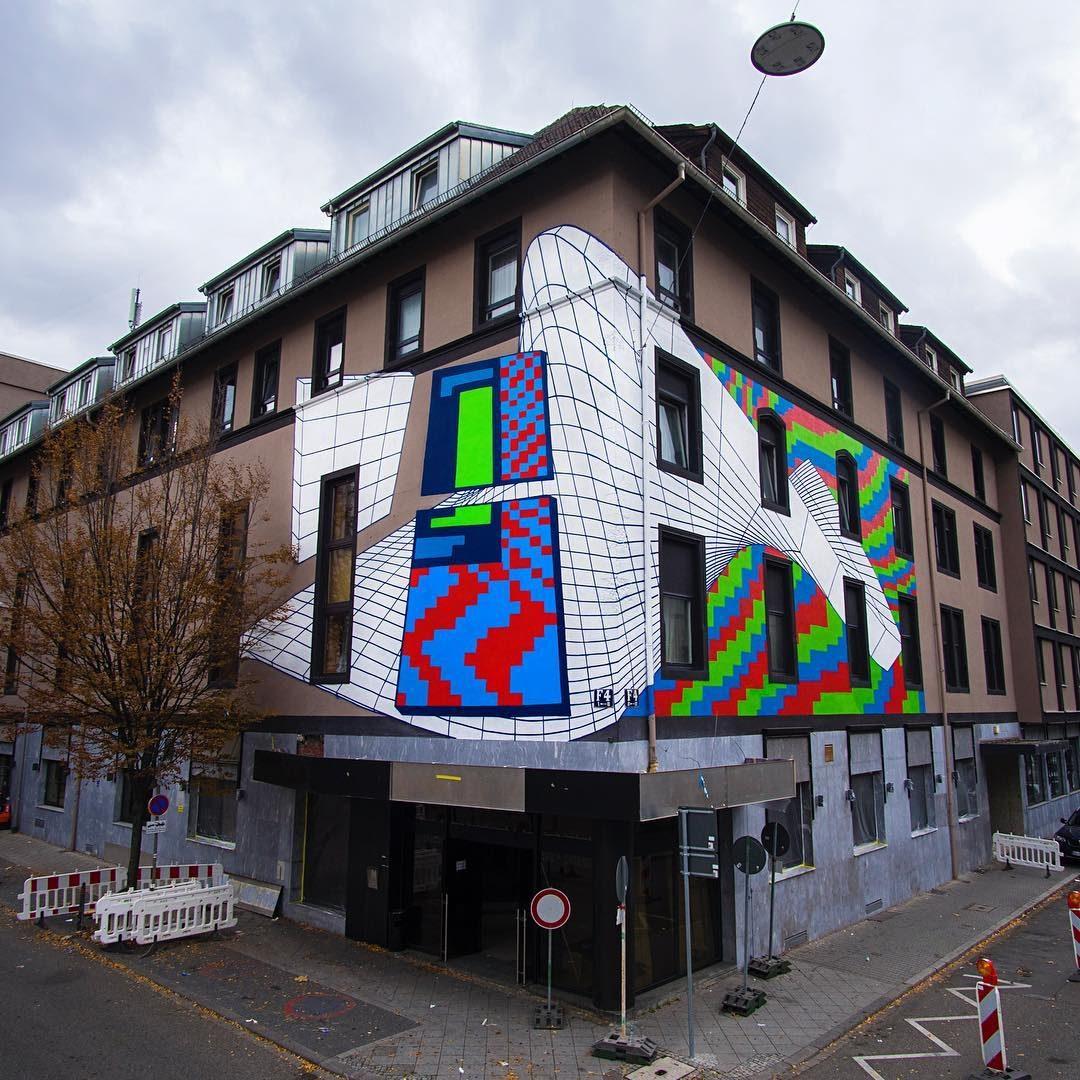 Come un videogioco: la street art di Demsky J.