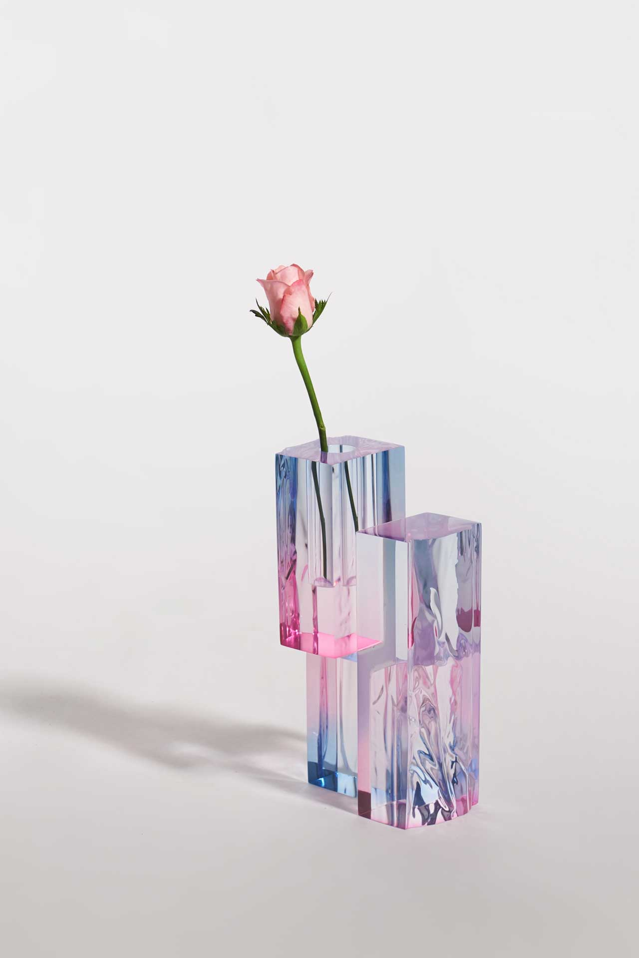 Crystal Series Vase | Collater.al