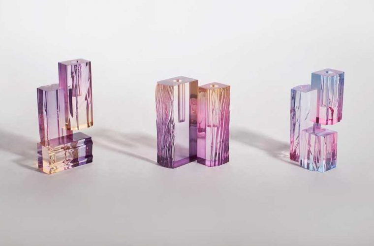 Crystal Series_Vase, when nature inspires design