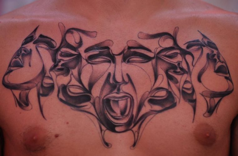 La profonda ricerca di sé dei tatuaggi di _inkophem_