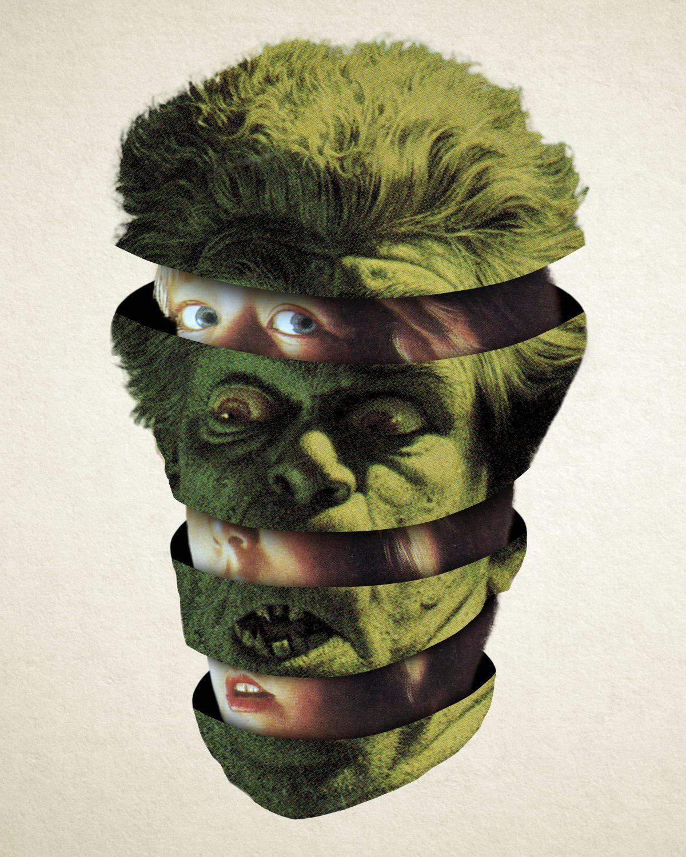 I collage in stile anni '80 e '90 di Matt Cunningham | Collater.al