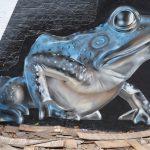 I murales cromati tridimensionali di Fanakapan | Collater.al 10