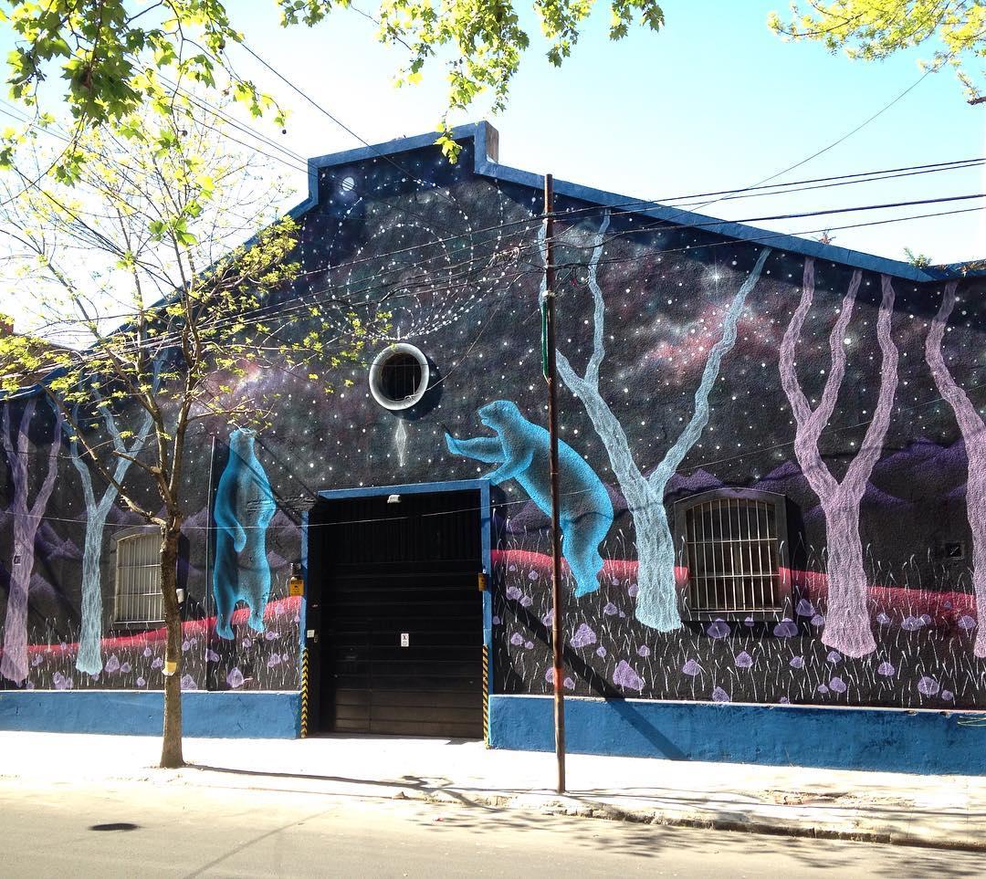 I murales di Marina Zumi sono sogni ad occhi aperti | Collater.al 11