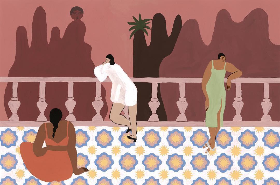 I murales di Marina Zumi sono sogni ad occhi aperti | Collater.al 10
