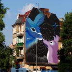 I murales di Marina Zumi sono sogni ad occhi aperti | Collater.al