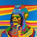 I quadri pop art coloratissimi di Jean Paul Langlois | Collater.al 1