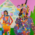 I quadri pop art coloratissimi di Jean Paul Langlois | Collater.al 10