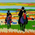 I quadri pop art coloratissimi di Jean Paul Langlois | Collater.al 13