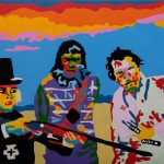 I quadri pop art coloratissimi di Jean Paul Langlois | Collater.al 14
