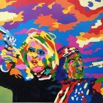 I quadri pop art coloratissimi di Jean Paul Langlois | Collater.al 15