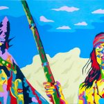 I quadri pop art coloratissimi di Jean Paul Langlois | Collater.al 4