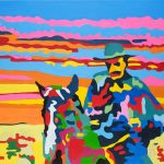 I quadri pop art coloratissimi di Jean Paul Langlois | Collater.al 6