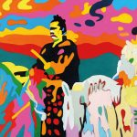 I quadri pop art coloratissimi di Jean Paul Langlois | Collater.al 7