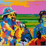 I quadri pop art coloratissimi di Jean Paul Langlois | Collater.al 8
