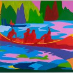 I quadri pop art coloratissimi di Jean Paul Langlois | Collater.al 9