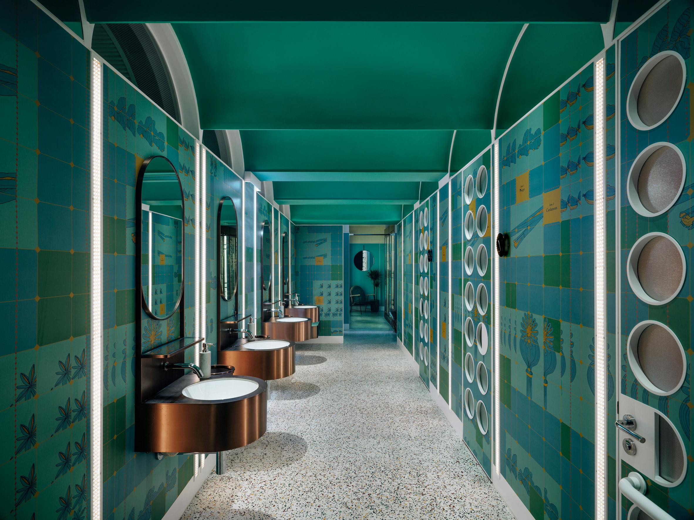 Il John Anthony restaurant di Linehouse, un incontro tra culture | Collater.al