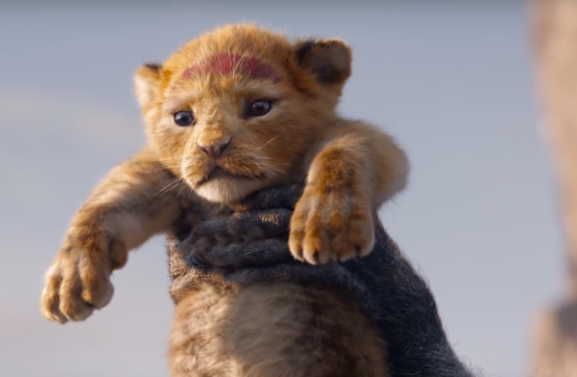 Here's the first trailer for Disney's The Lion King remake