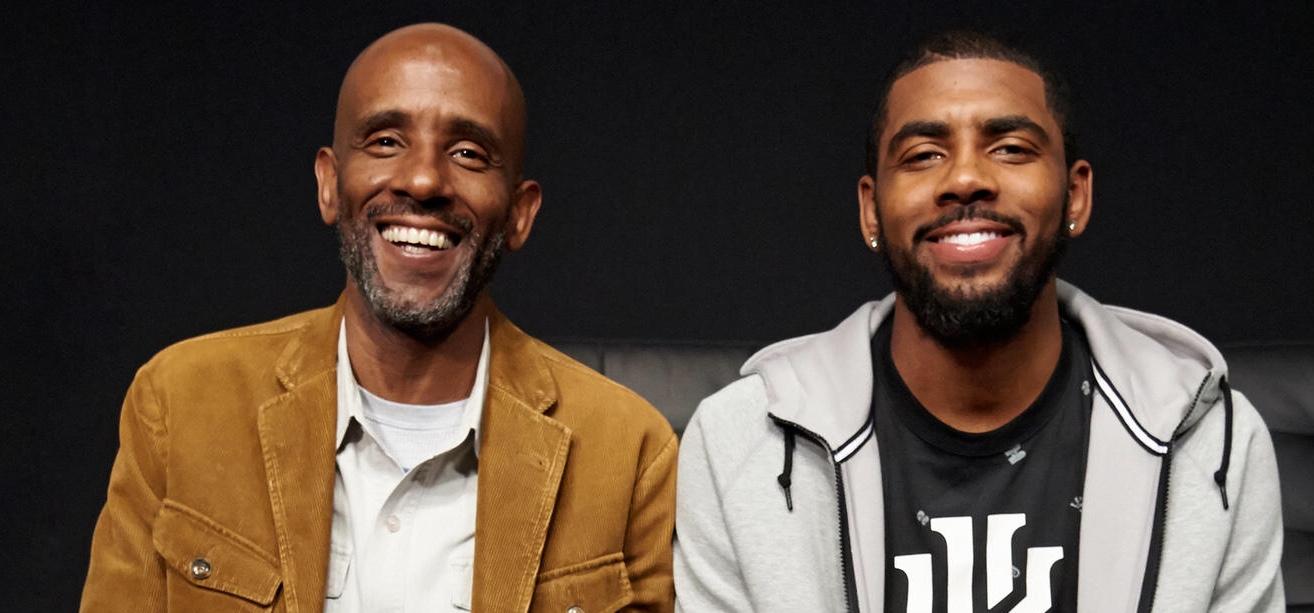 Il commovente spot di Nike con Kyrie Irving e suo padre | Collater.al