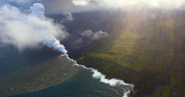 Kilauea Eruption   Collater.al