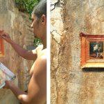 La strada è il nuovo museo- i quadri di Julio Anaya Cabanding | Collater.al 3