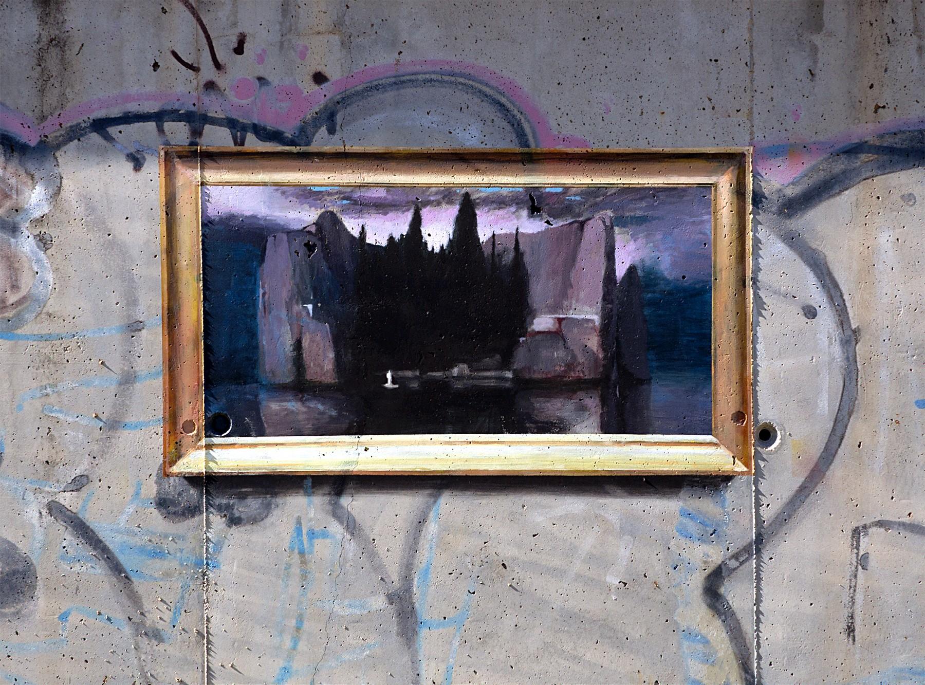 La strada è il nuovo museo: i quadri di Julio Anaya Cabanding | Collater.al