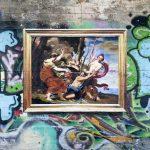 La strada è il nuovo museo- i quadri di Julio Anaya Cabanding | Collater.al 9