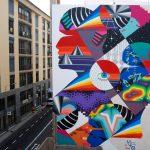 La street art di Murone, un'armonia di colori e forme| Collater.al 4