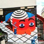 La street art di Murone, un'armonia di colori e forme| Collater.al 8