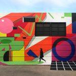 La street art di Murone, un'armonia di colori e forme| Collater.al 9