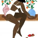 Le illustrazioni esotiche diIsabelle Feliu- tra Matisse e Gauguin | Collater.al 11