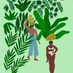 Le illustrazioni esotiche diIsabelle Feliu- tra Matisse e Gauguin | Collater.al 12