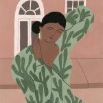 Le illustrazioni esotiche diIsabelle Feliu- tra Matisse e Gauguin | Collater.al 17